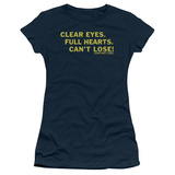 Juniors: Friday Night Lights - Clear Eyes T-shirts