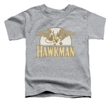 Toddler: Hawkman - Fly By T-shirts