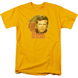 The Six Million Dollar Man - Run Faster T-shirts