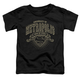 Toddler: Superman - University of Metropolis Shirt