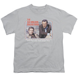 Youth: The Six Million Dollar Man - The First T-shirts