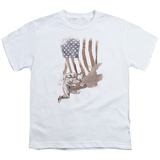 Youth: Superman - Super America T-shirts