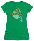 Juniors: Aquaman - Splash T-Shirt