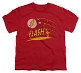 Youth: The Flash - Like Lightning T-shirts