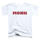 Toddler: Monk - Monk Logo T-Shirt
