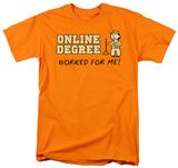 Online Degree T-Shirt