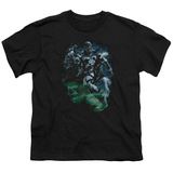 Youth: Green Lantern - Black Lantern Batman Shirts