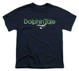 Youth: Dolphin Tale - Fade Out T-shirts