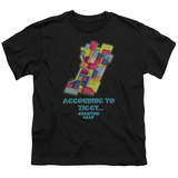 Youth: Quantum Leap - According to Ziggy T-shirts
