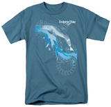 Dophin Tale - Catching Waves T-shirts