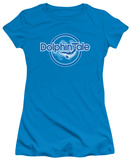 Juniors: Dophin Tale - Halftone Logo Shirts