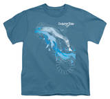 Youth: Dolphin Tale - Catching Waves T-shirts