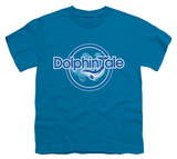 Youth: Dolphin Tale - Halftone Logo T-shirts