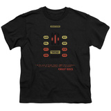 Youth: Knight Rider - Kitt Consol T-Shirt