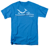 Dophin Tale - Riding the Waves T-shirts