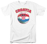 Croatia T-shirts
