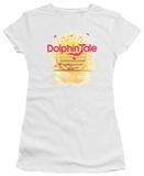 Juniors: Dophin Tale - Sunset T-Shirt