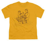 Youth: Star Trek - Brains and Guts T-shirts