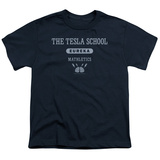 Youth: Eureka - Tesla School T-Shirt