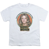 Youth: The Bionic Woman - Under My Skin T-Shirt