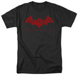 Batman Arkham City - Red Bat T-Shirt