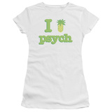 Juniors: Psych - I Like Psych T-shirts