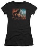 Juniors: Batman Arkham City - City Knockout T-shirts