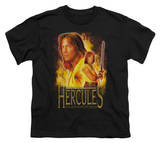 Youth: Hercules - Hercules on Fire Shirt
