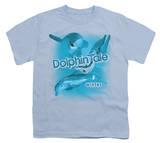 Youth: Dophin Tale - Winter Collage T-shirts