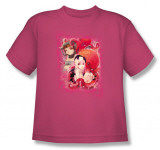 Youth: Helmet Girls - Octo Girls T-shirts