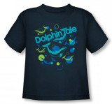 Toddler: Dophin Tale - Bubbles T-Shirt