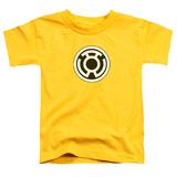 Toddler: Green Lantern - Sinestro Corps Logo T-shirts