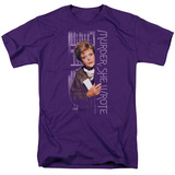 Murder She Wrote - Around the Corner T-Shirt