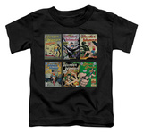 Toddler: Wonder Woman - WW Covers T-Shirt
