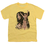 Youth: Wonder Woman - WW 150 Cover T-shirts
