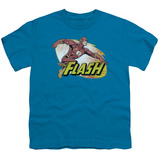 Youth: The Flash - Flash Zoom T-shirts