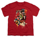 Youth: Comics - Dripping Characters T-Shirt