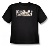 Youth: Axe Cop - First Logo T-shirts