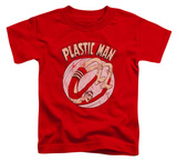 Toddler: Plastic Man - Bounce T-shirts