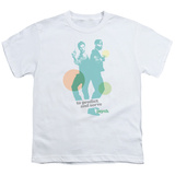 Youth: Psych- Predict And Serve T-shirts