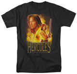 Hercules - Hercules on Fire Shirts