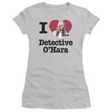 Juniors: Psych - I Heart O'Hara T-shirts