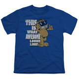 Youth: Garfield - Awesome Shirts