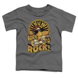 Toddler: Born to Rock Shirt