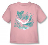 Toddler: Dophin Tale - Make a Spalsh Shirts