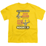 Youth: Rocky - Rematch Shirts