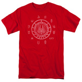 Battlestar Galactica - BSG Colonies T-shirts