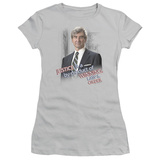 Juniors: Law & Order - Jack McCoy T-shirts