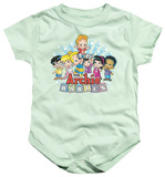 Infant: Archie Comics - The Gang Infant Onesie