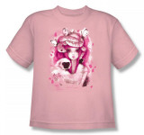 Youth: Helmet Girls - Unwavering Hearts Shirt